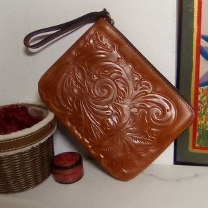 Patricia Nash Small Leather Goods Collection Clutch